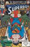 Superboy #19 comic books - cover scans photos Superboy #19 comic books - covers, picture gallery