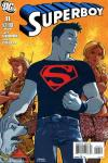 Superboy #11 comic books - cover scans photos Superboy #11 comic books - covers, picture gallery