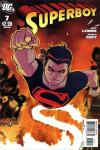 Superboy #7 comic books - cover scans photos Superboy #7 comic books - covers, picture gallery