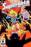 Supergirl #22 comic books - cover scans photos Supergirl #22 comic books - covers, picture gallery