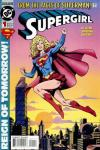 Supergirl comic books