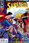Supergirl #4 comic books - cover scans photos Supergirl #4 comic books - covers, picture gallery