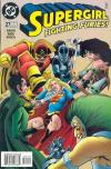 Supergirl #27 comic books for sale