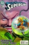 Supergirl #29 comic books - cover scans photos Supergirl #29 comic books - covers, picture gallery