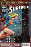 Supergirl #3 comic books - cover scans photos Supergirl #3 comic books - covers, picture gallery