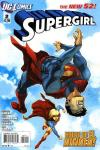 Supergirl #2 Comic Books - Covers, Scans, Photos  in Supergirl Comic Books - Covers, Scans, Gallery