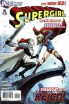 Supergirl #5 Comic Books - Covers, Scans, Photos  in Supergirl Comic Books - Covers, Scans, Gallery