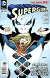 Supergirl #8 Comic Books - Covers, Scans, Photos  in Supergirl Comic Books - Covers, Scans, Gallery