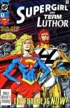 Supergirl/Lex Luthor Special #1 comic books - cover scans photos Supergirl/Lex Luthor Special #1 comic books - covers, picture gallery