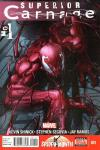 Superior Carnage Comic Books. Superior Carnage Comics.