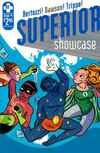 Superior Showcase #1 comic books - cover scans photos Superior Showcase #1 comic books - covers, picture gallery