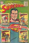 Superman #100 comic books - cover scans photos Superman #100 comic books - covers, picture gallery