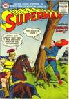 Superman #105 comic books - cover scans photos Superman #105 comic books - covers, picture gallery