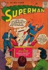 Superman #111 comic books - cover scans photos Superman #111 comic books - covers, picture gallery
