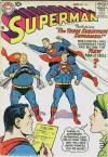 Superman #115 comic books - cover scans photos Superman #115 comic books - covers, picture gallery