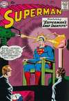 Superman #126 comic books - cover scans photos Superman #126 comic books - covers, picture gallery