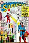 Superman #168 comic books - cover scans photos Superman #168 comic books - covers, picture gallery