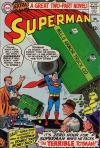 Superman #182 comic books - cover scans photos Superman #182 comic books - covers, picture gallery