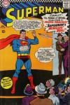 Superman #185 comic books - cover scans photos Superman #185 comic books - covers, picture gallery
