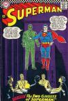 Superman #186 comic books - cover scans photos Superman #186 comic books - covers, picture gallery