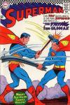 Superman #196 comic books - cover scans photos Superman #196 comic books - covers, picture gallery
