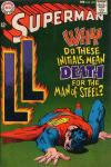 Superman #204 comic books - cover scans photos Superman #204 comic books - covers, picture gallery
