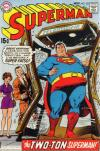 Superman #221 comic books - cover scans photos Superman #221 comic books - covers, picture gallery