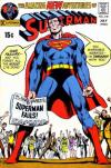 Superman #240 comic books - cover scans photos Superman #240 comic books - covers, picture gallery