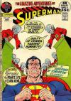 Superman #247 comic books - cover scans photos Superman #247 comic books - covers, picture gallery