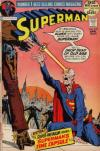 Superman #250 comic books - cover scans photos Superman #250 comic books - covers, picture gallery