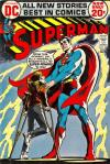 Superman #254 comic books - cover scans photos Superman #254 comic books - covers, picture gallery