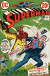 Superman #256 cheap bargain discounted comic books Superman #256 comic books