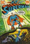 Superman #257 Comic Books - Covers, Scans, Photos  in Superman Comic Books - Covers, Scans, Gallery