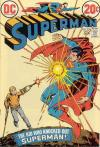 Superman #259 comic books - cover scans photos Superman #259 comic books - covers, picture gallery
