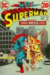 Superman #263 cheap bargain discounted comic books Superman #263 comic books