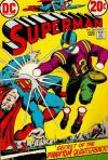 Superman #264 comic books - cover scans photos Superman #264 comic books - covers, picture gallery