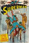 Superman #265 cheap bargain discounted comic books Superman #265 comic books