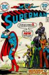 Superman #273 comic books - cover scans photos Superman #273 comic books - covers, picture gallery