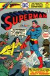 Superman #293 comic books - cover scans photos Superman #293 comic books - covers, picture gallery