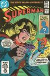Superman #365 comic books - cover scans photos Superman #365 comic books - covers, picture gallery