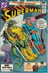 Superman #366 comic books - cover scans photos Superman #366 comic books - covers, picture gallery