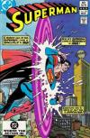 Superman #381 comic books - cover scans photos Superman #381 comic books - covers, picture gallery