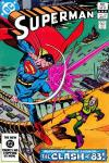 Superman #385 Comic Books - Covers, Scans, Photos  in Superman Comic Books - Covers, Scans, Gallery