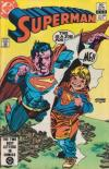 Superman #388 comic books - cover scans photos Superman #388 comic books - covers, picture gallery