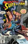 Superman #390 comic books - cover scans photos Superman #390 comic books - covers, picture gallery