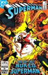 Superman #393 cheap bargain discounted comic books Superman #393 comic books