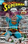 Superman #408 Comic Books - Covers, Scans, Photos  in Superman Comic Books - Covers, Scans, Gallery