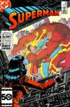 Superman #409 Comic Books - Covers, Scans, Photos  in Superman Comic Books - Covers, Scans, Gallery