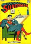 Superman #41 comic books - cover scans photos Superman #41 comic books - covers, picture gallery