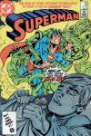 Superman #420 Comic Books - Covers, Scans, Photos  in Superman Comic Books - Covers, Scans, Gallery